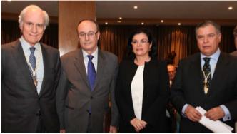 Sanifax del viernes, 1 de enero de 2013. Sesión Inaugural del Año Académico 2012-2013 de la Academia Médico-Quirúrgica Española